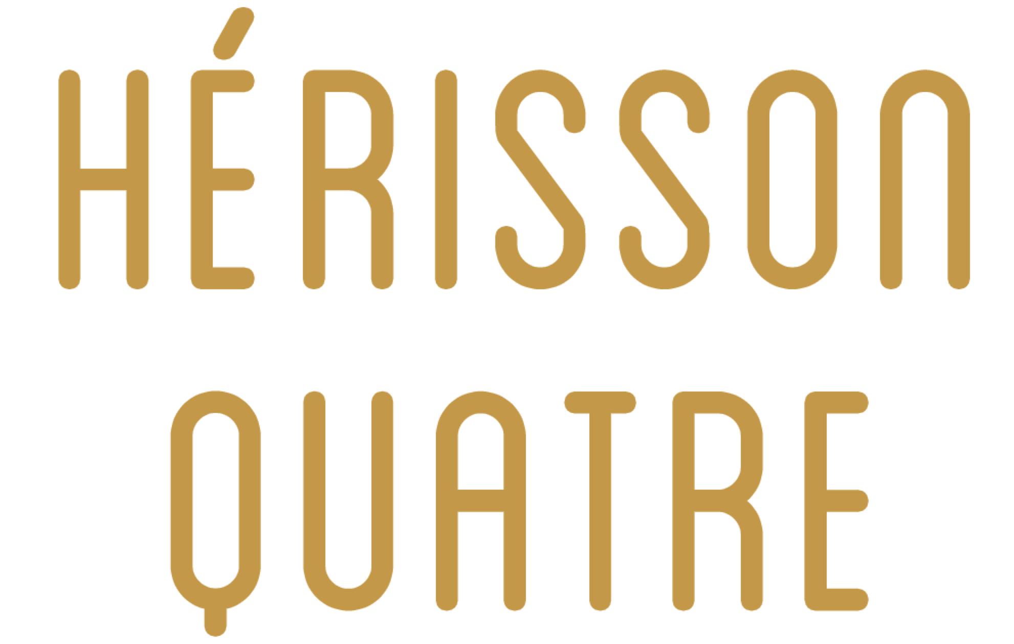 HERISSON QUATE LOGO
