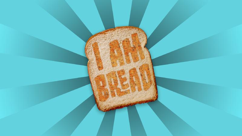稀代の迷作「I am Bread」がiPhoneアプリで発売!食パンになってシュールな世界に酔いしれろ!【iOSアプリ】