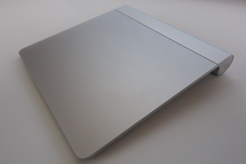 【レビュー】Apple純正トラックパッド「Magic Trackpad」買いました。