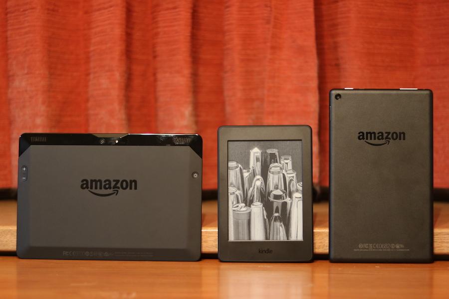 【レビュー】3日で分かった、新型Kindle Fire HD 8のイイところとダメなところ