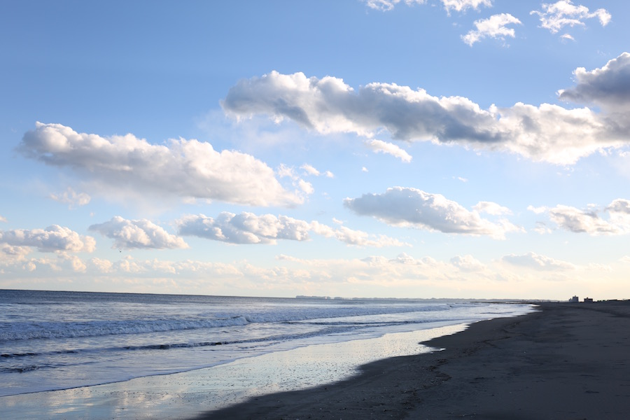 【千葉県撮影スポット】Canon EOS 5D mark3と冬の九十九里浜【作例写真多数】
