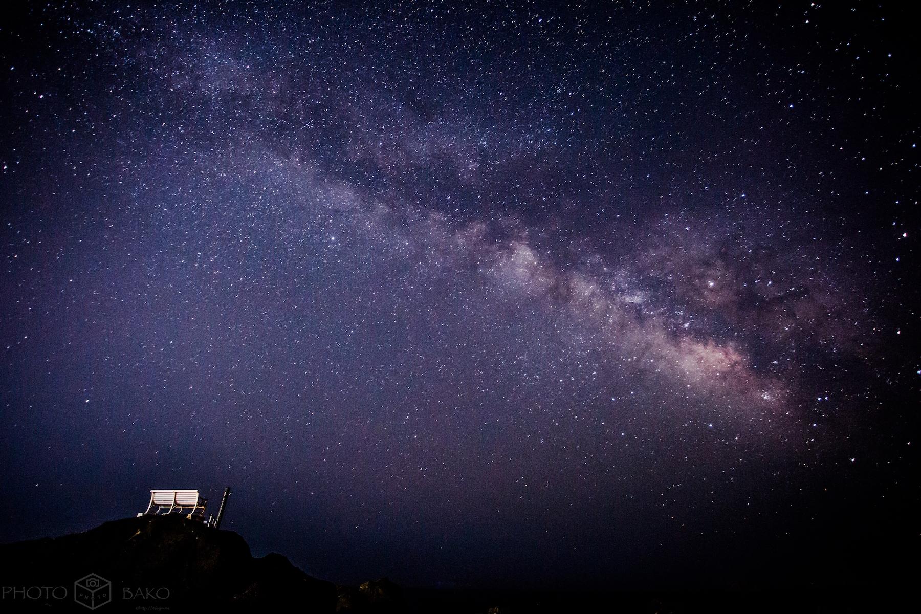 【星景撮影スポット】大勝利が約束された大地「野島崎灯台」で天の川を撮影してきたよ【千葉県最南端】