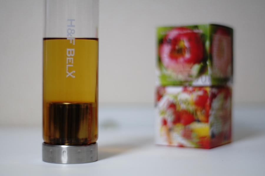 【レビュー】所有欲が満たされるガラス製ティータンブラー 「H&F BELX」がモテる気配しかないので購入