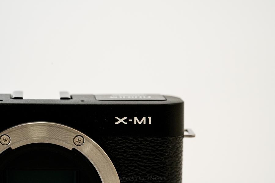 【レビュー】FUJIFILM X-M1 コンパクトミラーレスのコスパモンスター