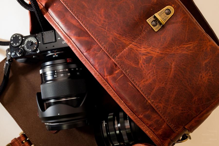 【レビュー】ONA leather Bowery ボルドー ショルダータイプのカメラバッグに、最高を手にする悦びを