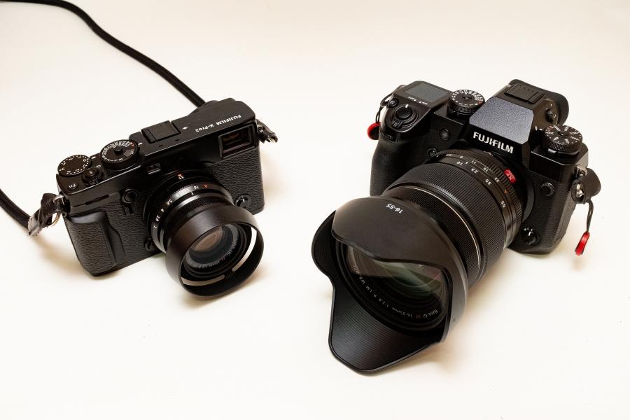 FUJIFILM X-Pro2とX-H1の二台持ちとその使い分けで見えてきた事