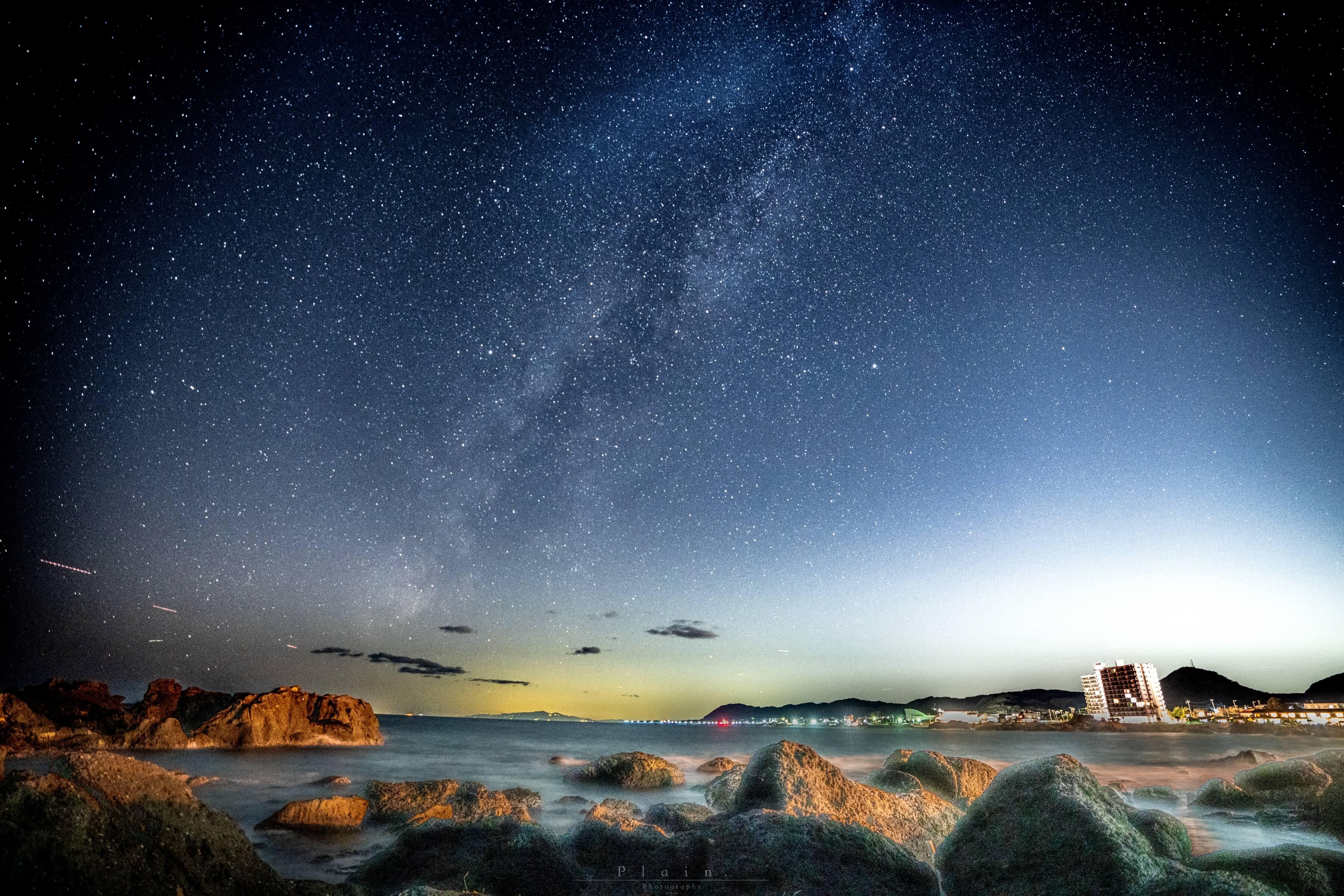 FUJIFILMのミラーレスで天の川・星空が撮りたい時の超広角レンズまとめ【Xマウント】