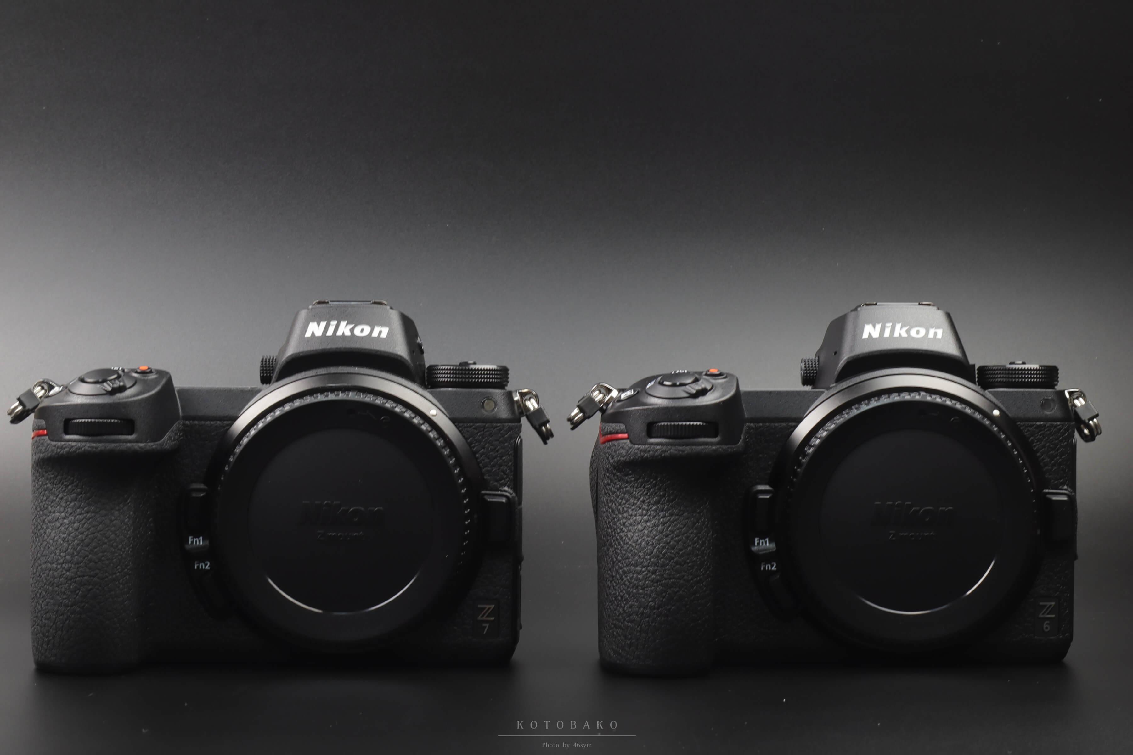 サブカメラに対する二種類の考え方