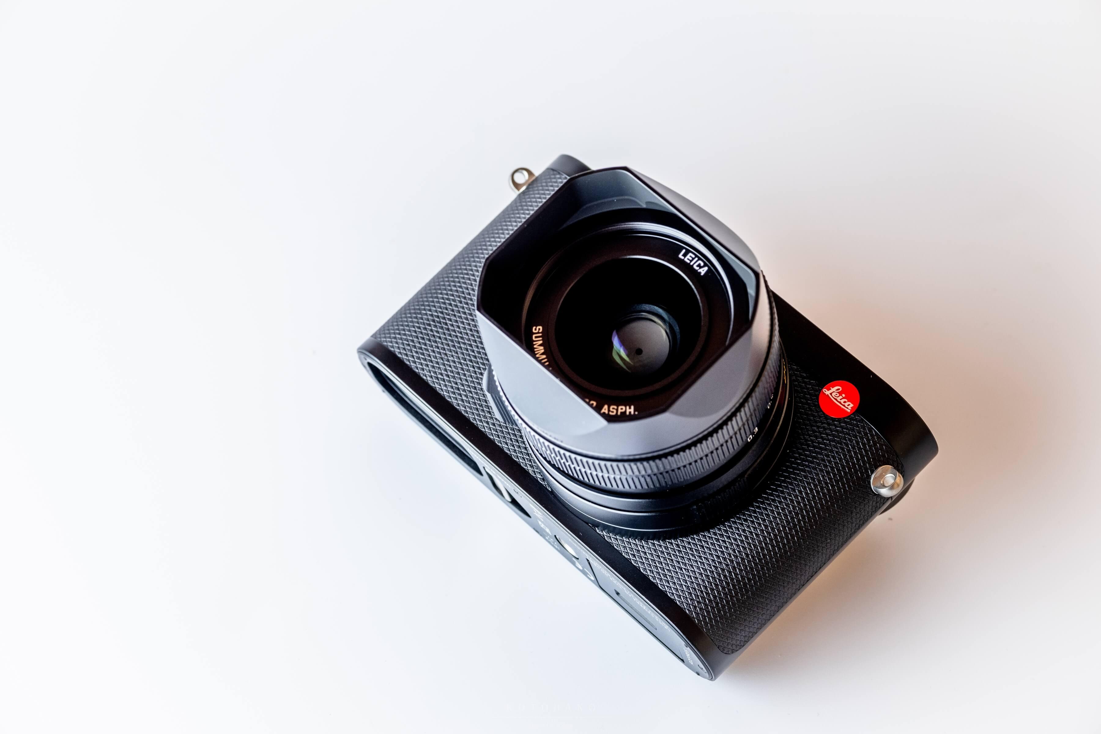 僕がサブカメラにLeica Q2を選んだ理由