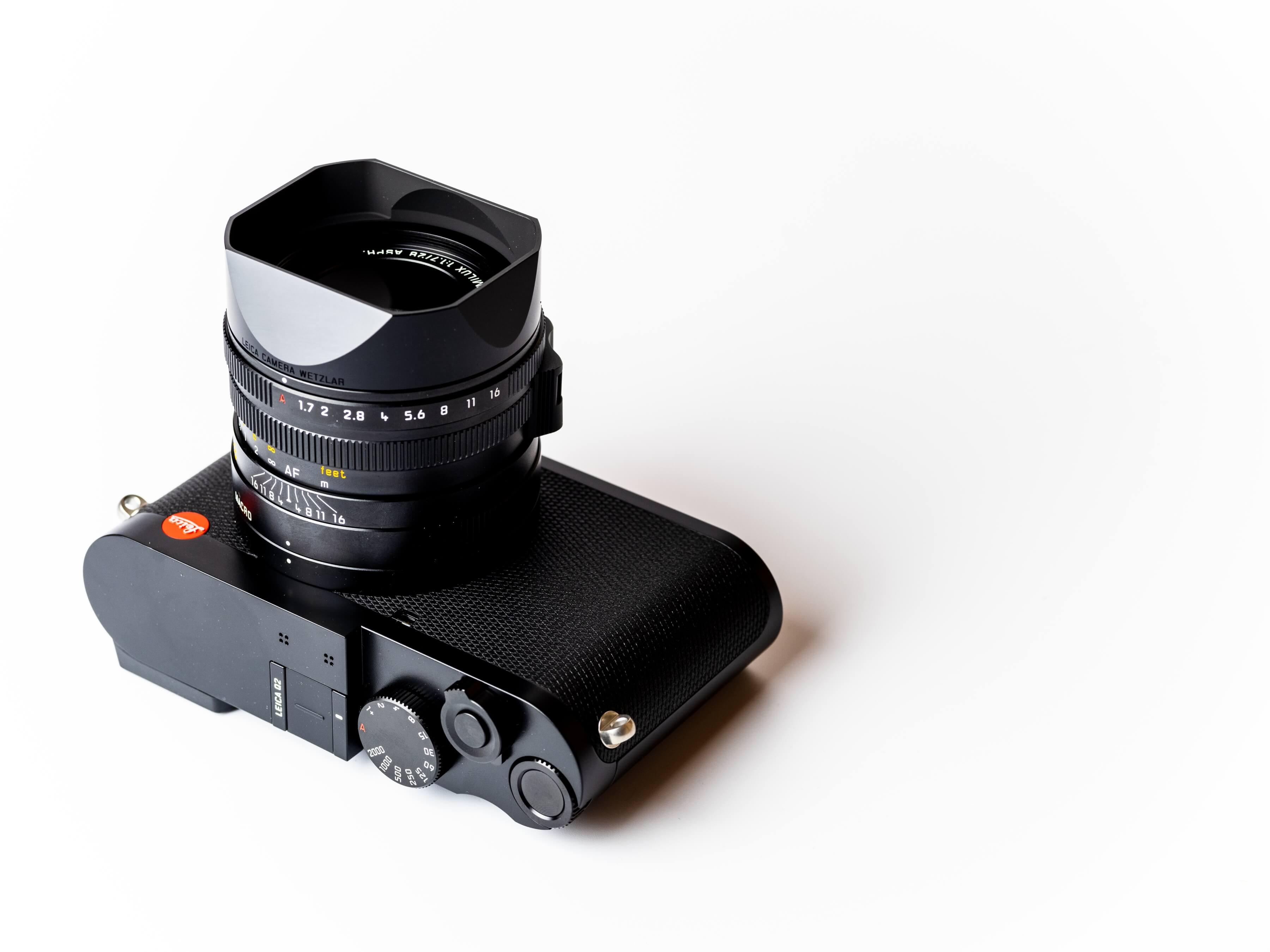 Leica Q2を購入したので、開封と外観と撮って出し写真を少しだけ見せつけたい