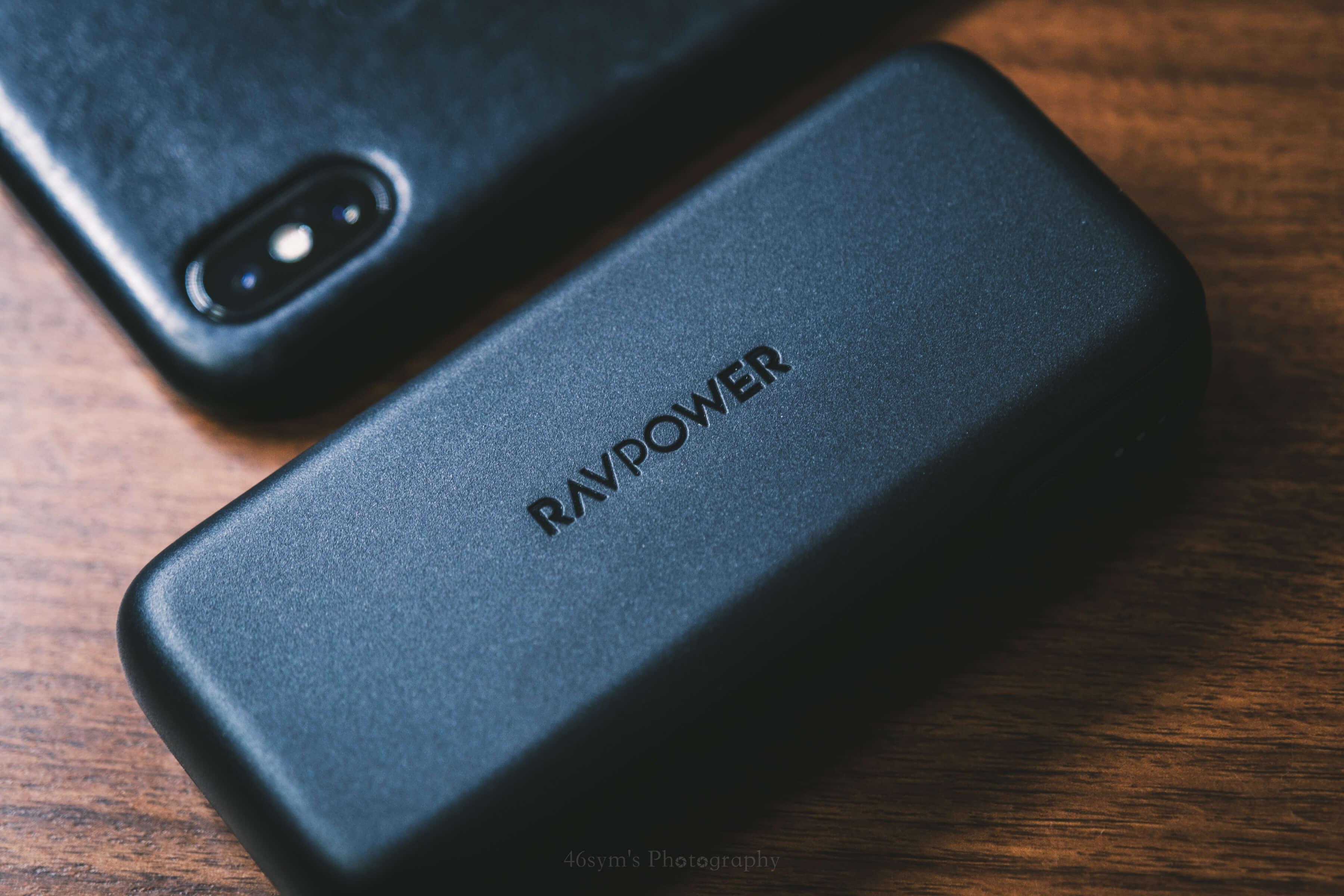 【レビュー】RAVPower RP-PB186 リニューアルで機能と価格を両立した王道のモバイルバッテリー【PR】