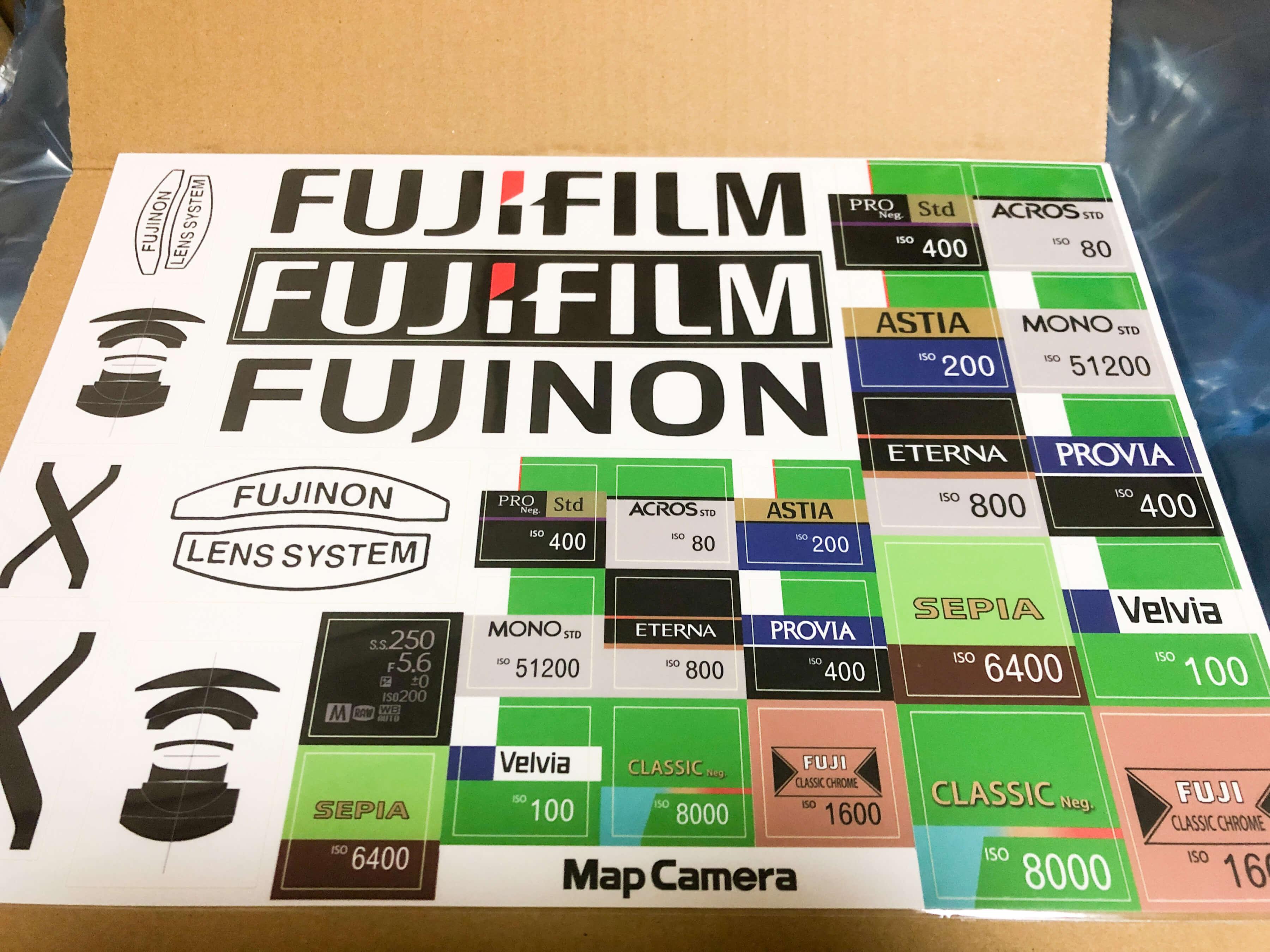 FUJIFILM GFX50Sを手放して新しいカメラを買いました