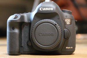 【レビュー】念願のフルサイズ一眼!Canon「EOS 5D mark3」を手に入れたぞ!!【作例写真あり】